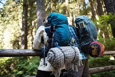 Ändlös Atlas trippel  En kort guide till att packa en ryggsäck | Europeiska ERV